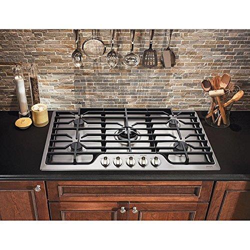 Kenmore Elite 32713 36 Gas Cooktop Stainless Steel N6