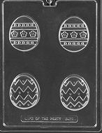 Easter Large Egg Oreo Chocolate Mold SHIPS SAME DAY m174