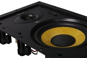 Pure Acoustics NRX-452 2-Way in-Wall Center Speaker White