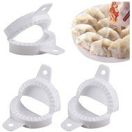 Chinese Food DIY Dough Kitchen Tools for Dumplings/Jiaozi Maker Mold Tools N3