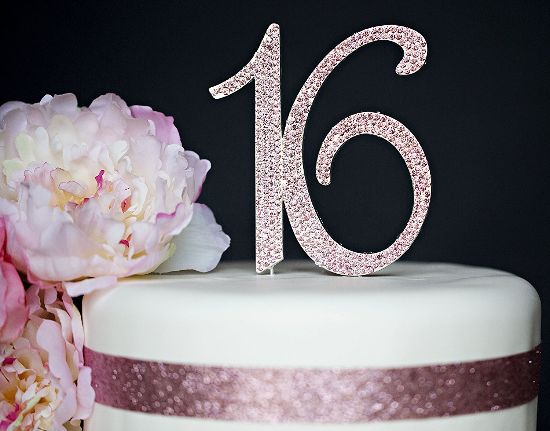 Картинка на день рождения девушке 16 лет