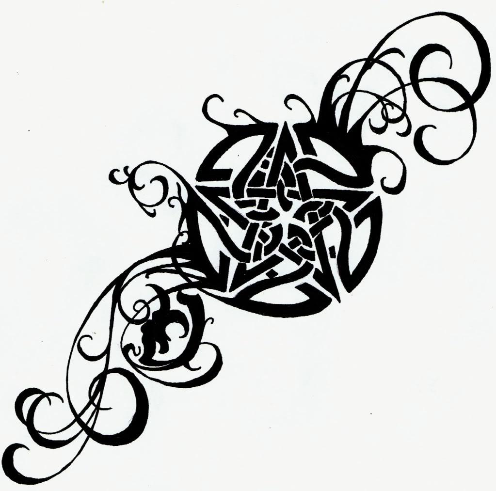 Greek Goddess Nyx Symbol Free Image