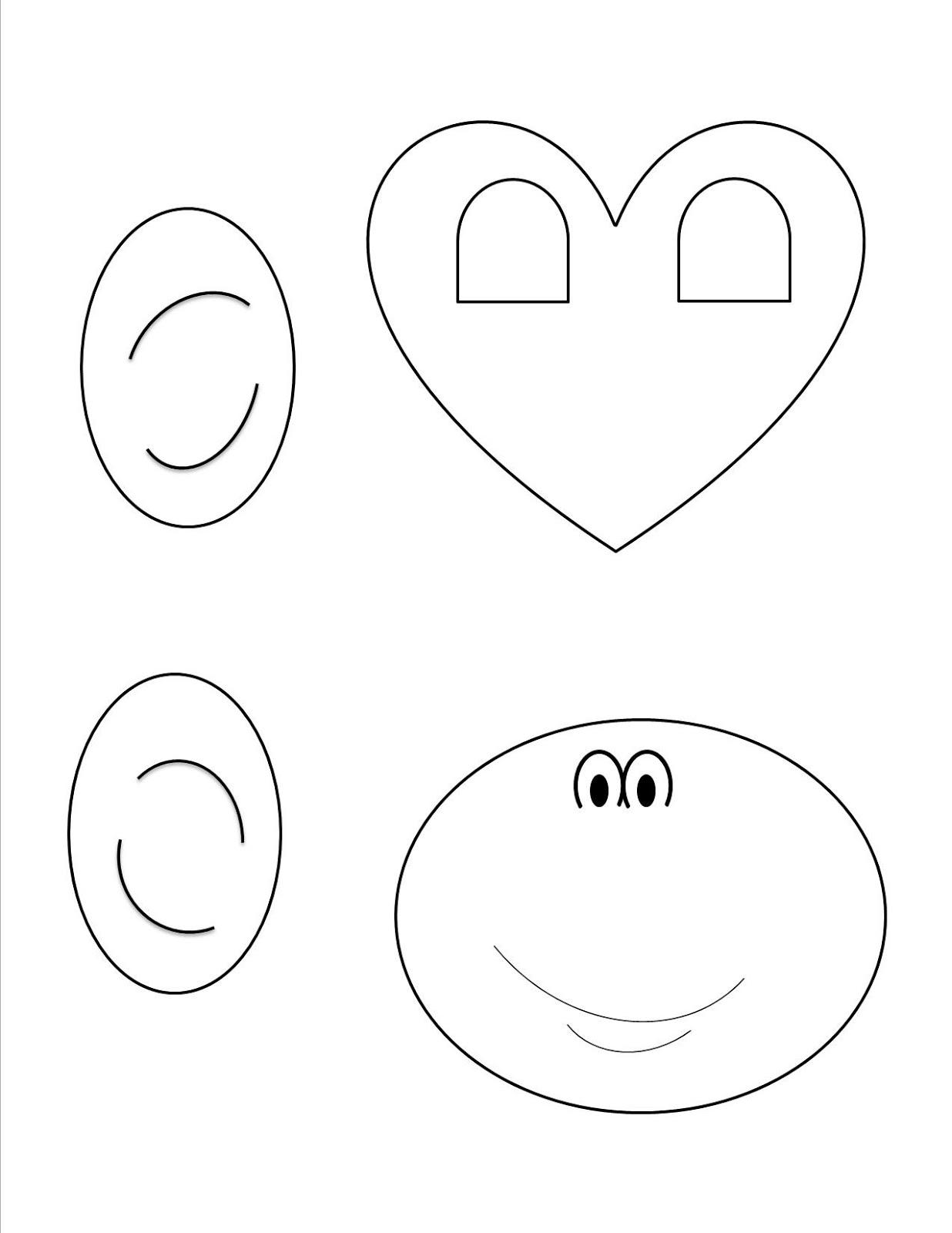monkey mask template printable free image