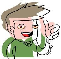 Clip art of cartoon man