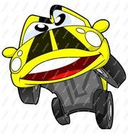 Cartoon Cars Clip Art N14
