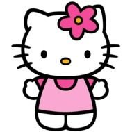 cute Hello Kitty drawing