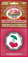 Cupcake Creations, No Muffin Pan Required Baking Cups, Harvest Fruit Cherry 8975