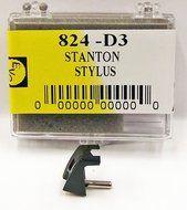 STANTON 680 D6800SL D6807A aiguille de rechange 680A 680AL 4822-D7A 822-D7A