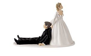 Wilton Now I Have You Cake Topper N2