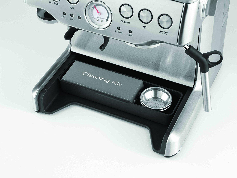 Breville BES860XL Barista Express Espresso Machine with Grinder N2 free image