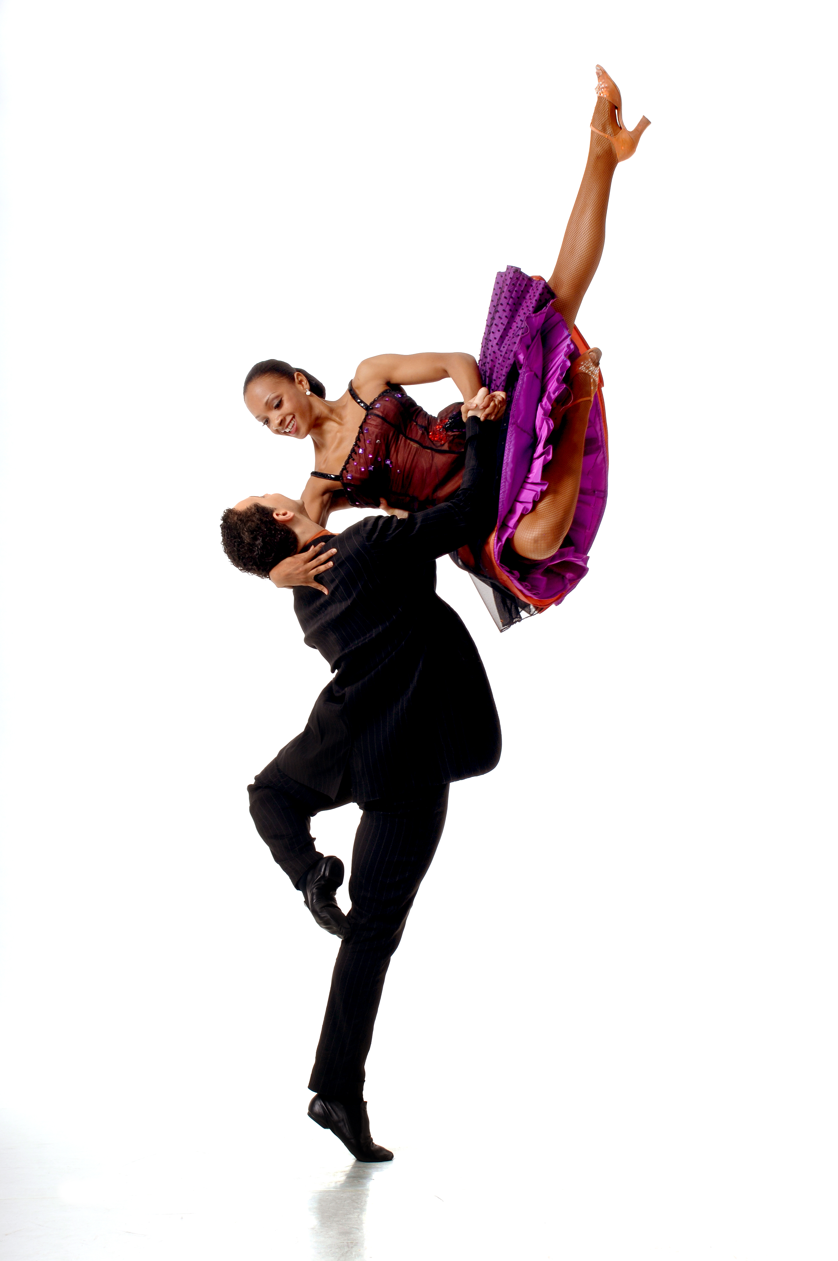Hispanic dancing teens high resolution stock photography and images