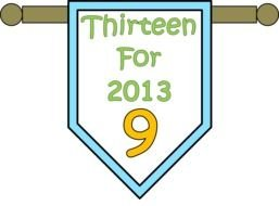 thirteen for 2013 drawing