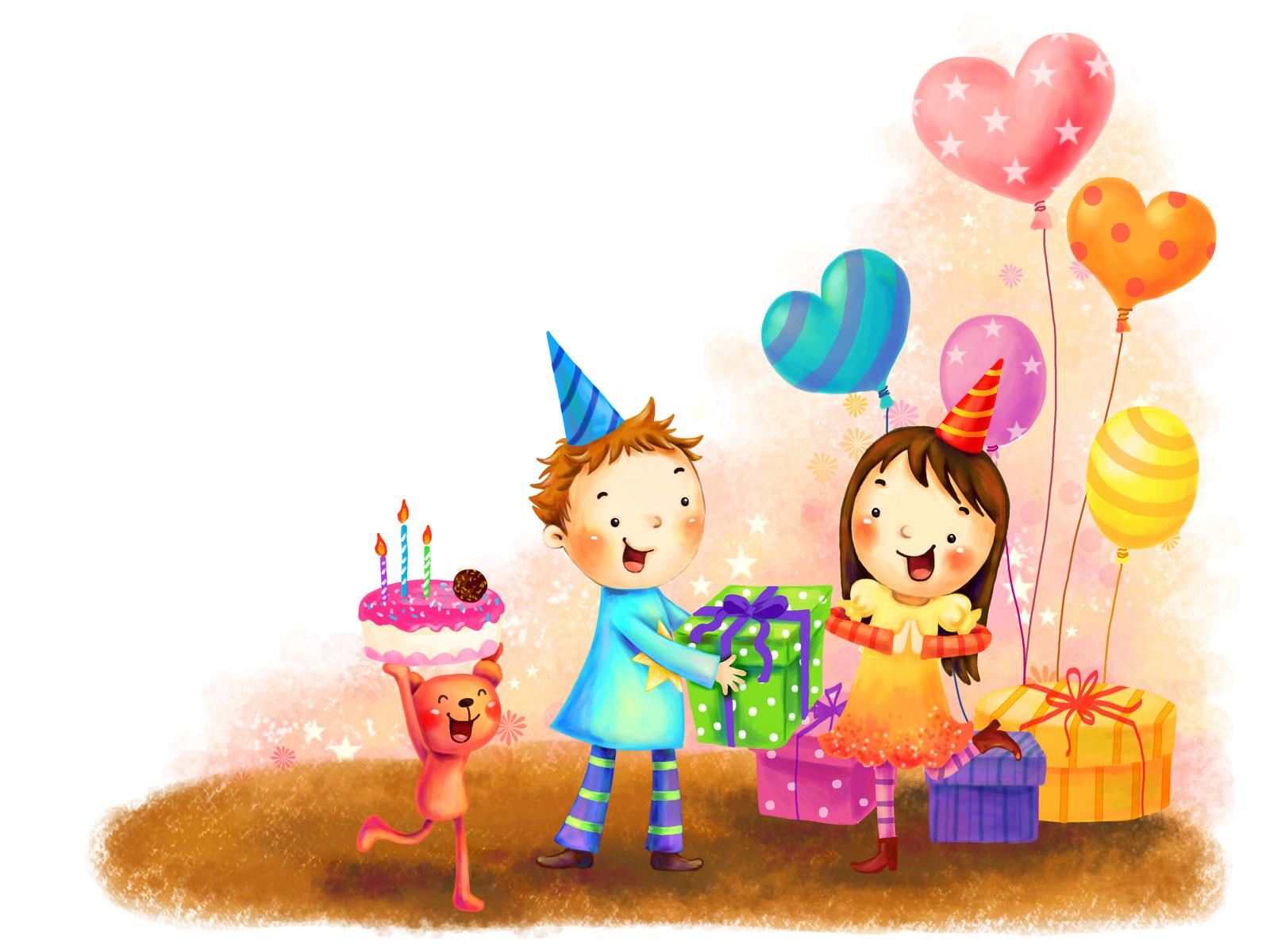 Strange Happy Birthday Wishes Card Drawing Free Image Personalised Birthday Cards Veneteletsinfo