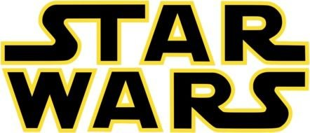 clipart of the Star Wars Logo