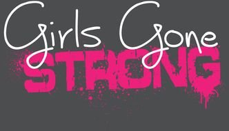 Girls Gone Strong as a graphic illustration