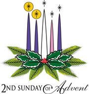 Third Sunday Of Advent drawing