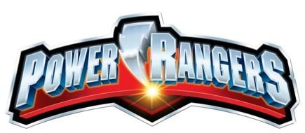 Power Rangers, colorful Logo