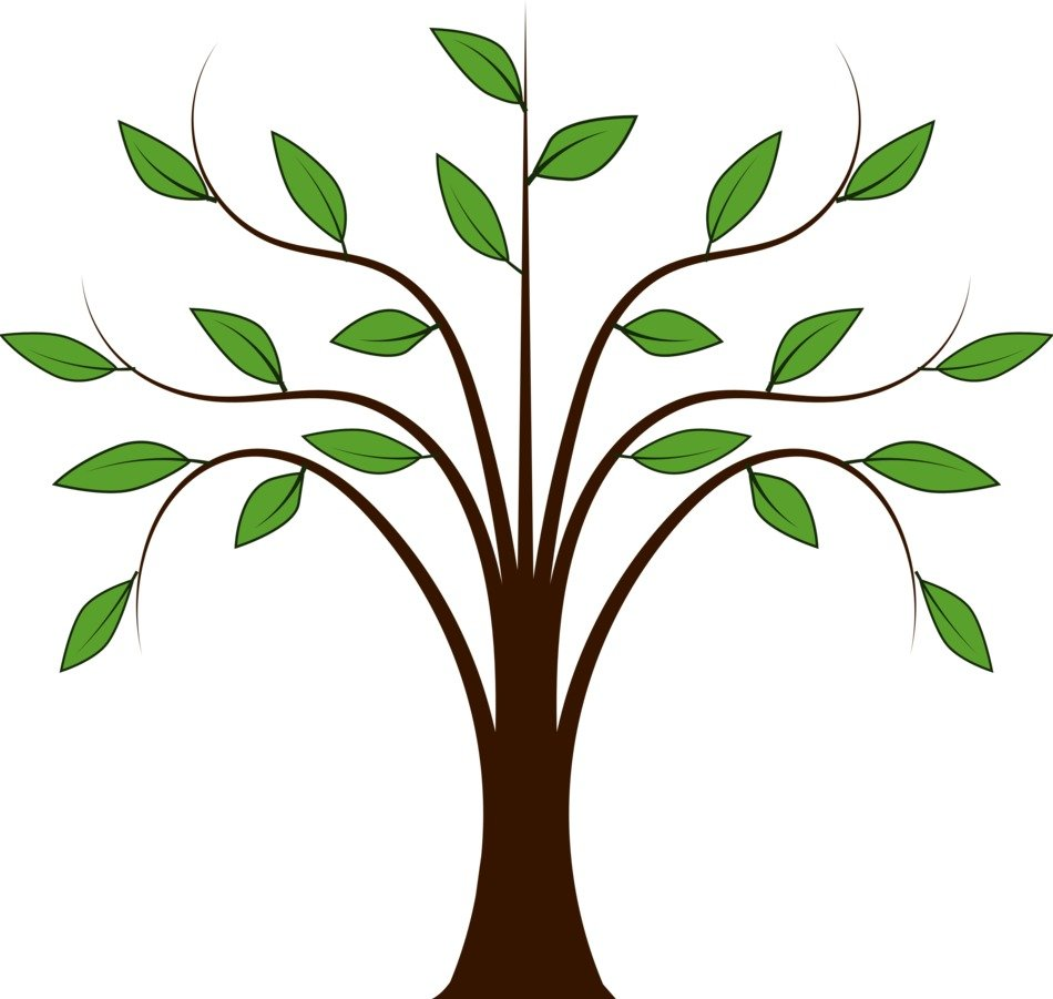 simple Tree ClipArt