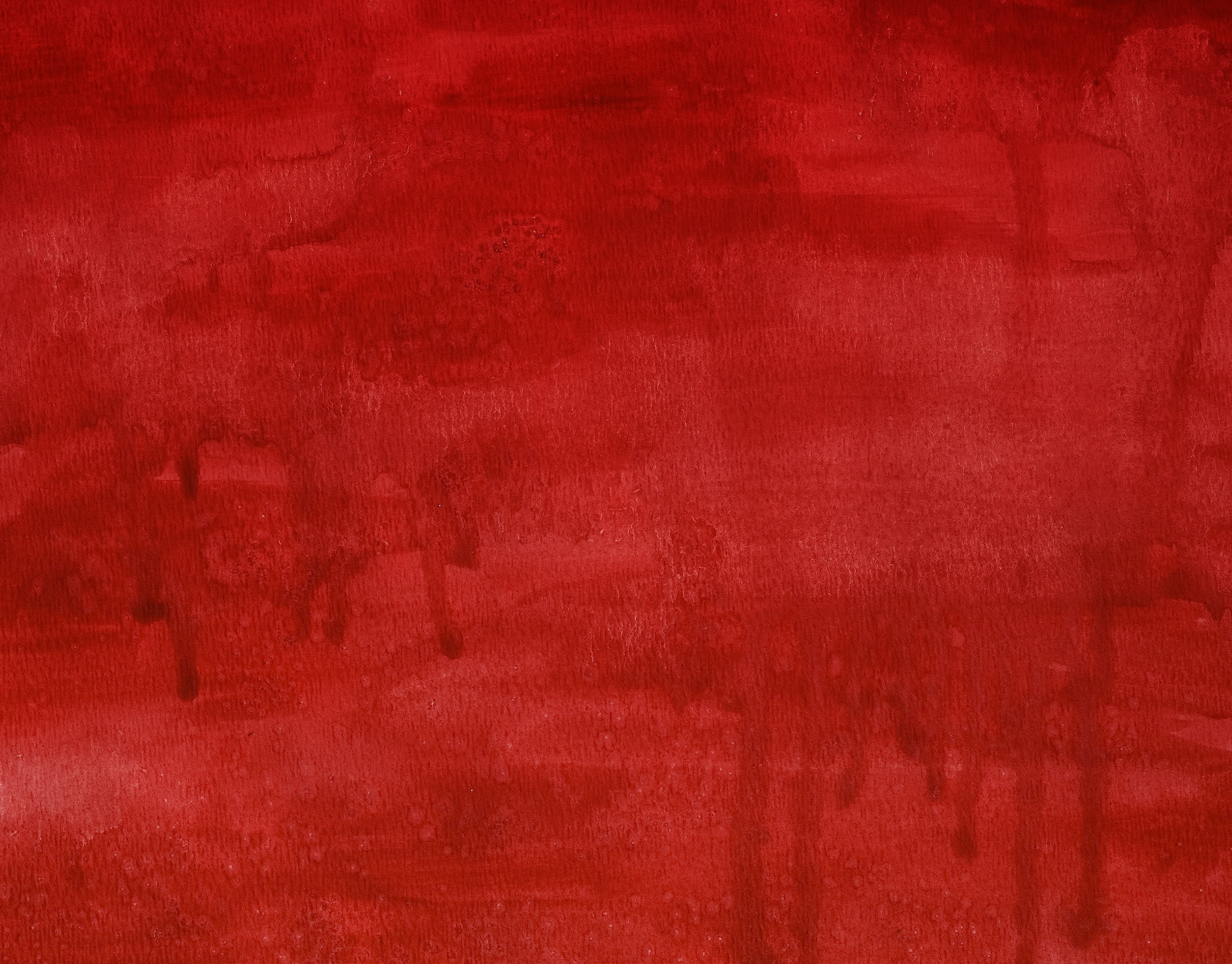 Background Covered By Red Watercolour Free Image