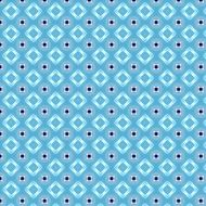 blue pattern design decorative paper ornament