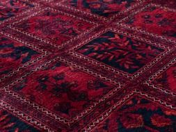 red carpet silk wool
