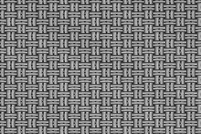 grey wicker background