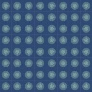 wallpaper with circles on a blue background