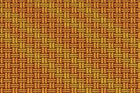 background with wicker pattern
