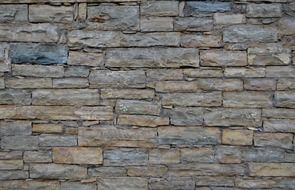 wall stone texture blocks stacked