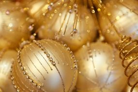 background ball bauble bright