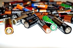 battery recycling energy batteries