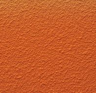 orange decorative wall