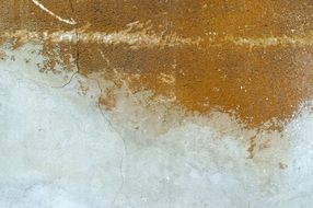 old damaged plaster texture