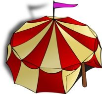 circus tent entertainment carnival