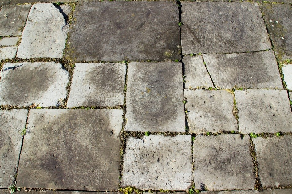 paving stones away patch