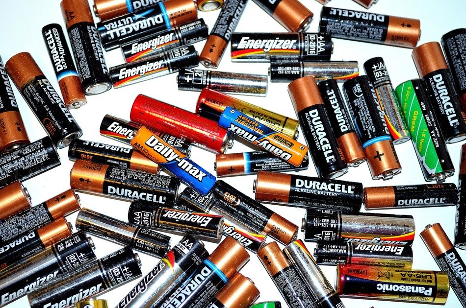 recycling of energy batteries