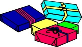 color present box drawing