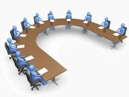 meeting conference clipart