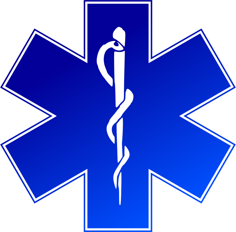EMERGENCY MEDICAL SERVICES CLIP ART N2