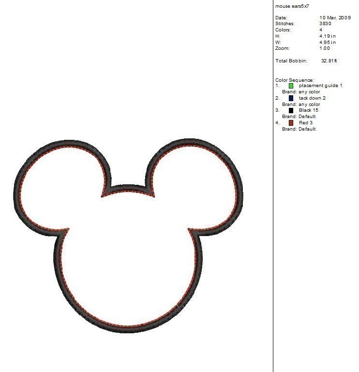 Svg Royalty Free Library Minnie Mouse Black And White - Mickey Mouse  Rangoli Designs , Free Transparent Clipart - ClipartKey