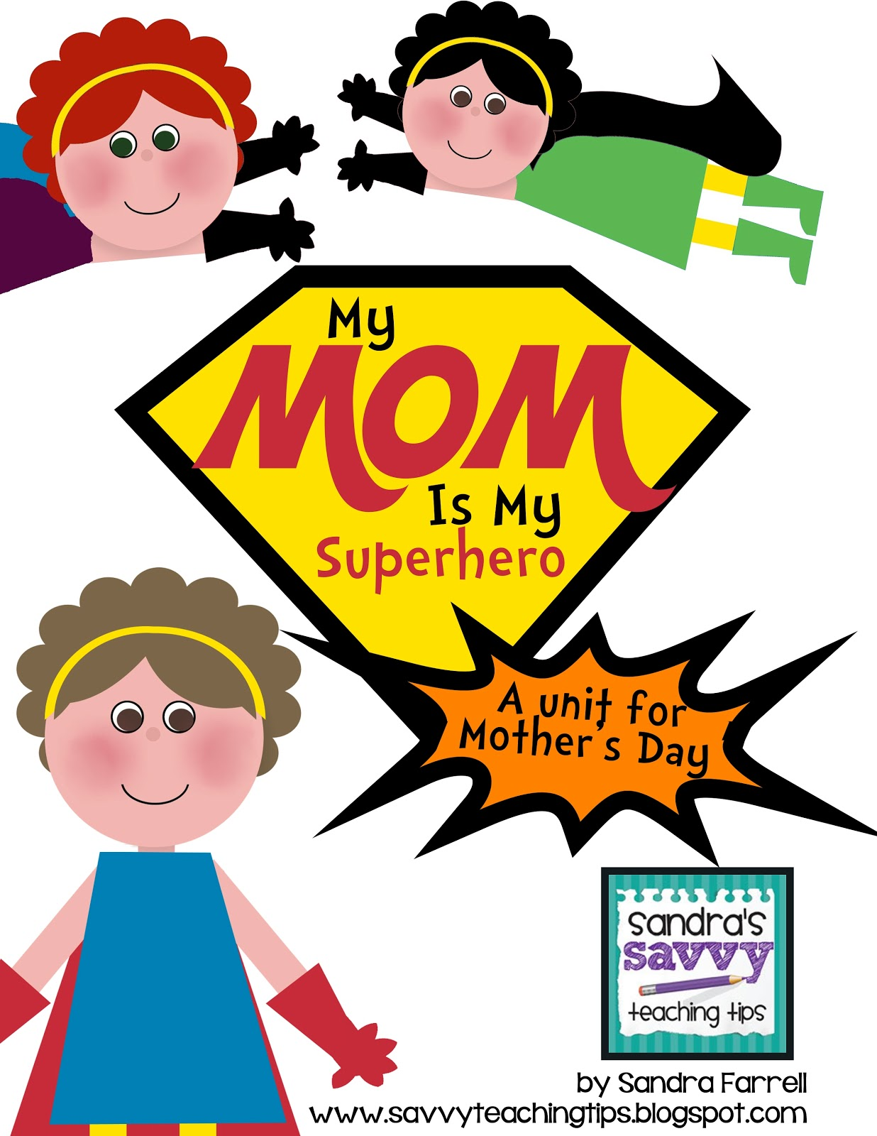essays about moms being heroes