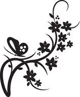 Clip Art Black And White Wedding N4
