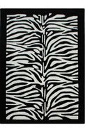 Zebra Print Border drawing