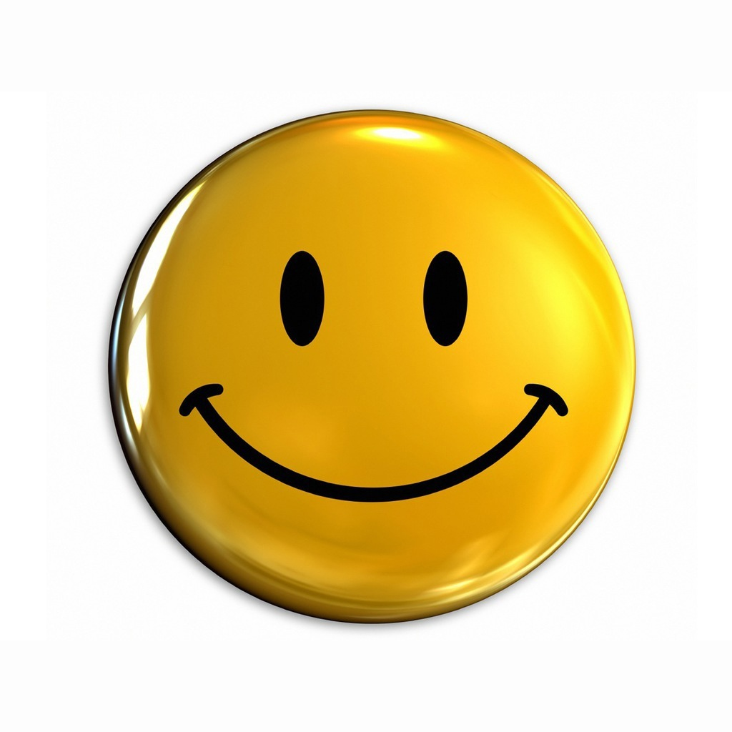 Smiley Face Emoticons N7 Free Image