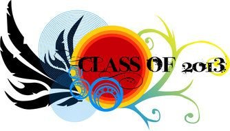 Class Of 2013 as a picture for a clipart