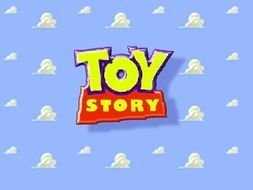 Toy Story Logo drawing