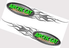 Arctic Cat as a picture for clipart
