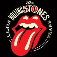 Rolling Stones Band Logo drawing