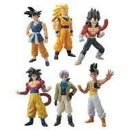 Dragon Ball Z Toy Action Figures