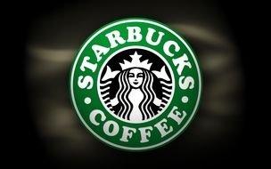 Small Starbucks Logo Free Image